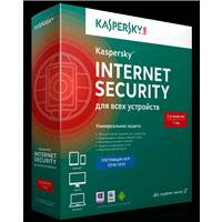 П.О. Kaspersky Internet Security Multi-Device Russian Edition (3ПК 1год)Base Box(DRSFKL1941RBCFS)4611