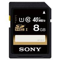 Карта памяти SD 8Gb Sony SD 8GB CL10(SF8UYT)